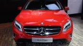 Mercedes GLA at Auto Expo 2014
