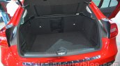 Mercedes GLA boot space at Auto Expo 2014
