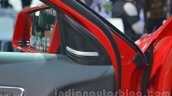Mercedes GLA door tweeter at Auto Expo 2014