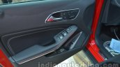 Mercedes GLA front door trim at Auto Expo 2014
