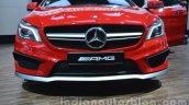 Mercedes GLA front fascia at Auto Expo 2014