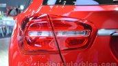 Mercedes GLA taillamp at Auto Expo 2014