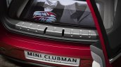 Mini Clubman Concept Geneva 2014 luggage compartment