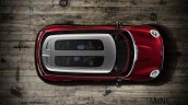 Mini Clubman Concept Geneva 2014 top view