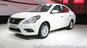 Nissan Sunny facelift at Auto Expo 2014