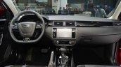 Qoros 3 hatchback dashboard - Geneva Live