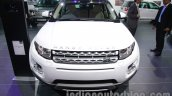 Range Rover Evoque 9-speed front at Auto Expo 2014