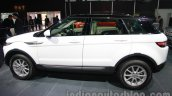 Range Rover Evoque 9-speed side view at Auto Expo 2014