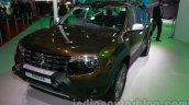 Renault Duster Adventure Edition front three quarters right at Auto Expo 2014