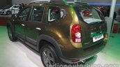 Renault Duster Adventure Edition rear three quarters left at Auto Expo 2014