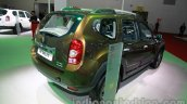 Renault Duster Adventure Edition rear three quarters right at Auto Expo 2014