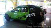 Renault Duster Joy Edition India rear quarter