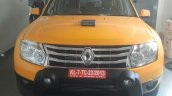 Renault Duster Joy Yellow Edition front