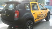Renault Duster Joy Yellow Edition rear quarter