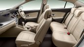 Renault Fluence facelift for India interior