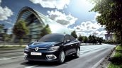 Renault Fluence facelift for India official image