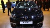 Renault Fluence facelift front live