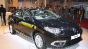 Renault Fluence facelift front three quarter right live