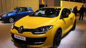 Renault Megane R.S front three quarter left live