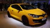 Renault Megane R.S front three quarter right live
