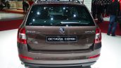 Skoda Octavia Laurin & Klement Edition rear in Geneva