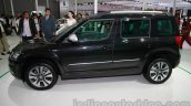 Skoda Yeti facelift side view at Auto Expo 2014