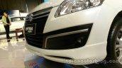 Suzuki Ertiga Sporty launched Indonesia bumper front