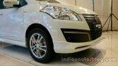 Suzuki Ertiga Sporty launched Indonesia bumper spoiler