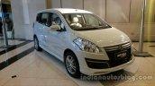 Suzuki Ertiga Sporty launched Indonesia front three quarter