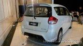 Suzuki Ertiga Sporty launched Indonesia rear quarter
