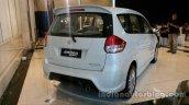 Suzuki Ertiga Sporty launched Indonesia rear three quarters