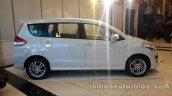 Suzuki Ertiga Sporty launched Indonesia side profile