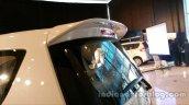 Suzuki Ertiga Sporty launched Indonesia spoiler