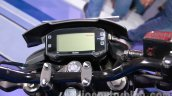 Suzuki Gixxer instrument cluster at Auto Expo 2014