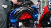 Suzuki Gixxer taillight at Auto Expo 2014
