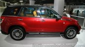 Suzuki Grand Vitara Luxion side profile live