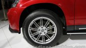 Suzuki Grand Vitara Luxion wheel detail live