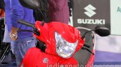 Suzuki Let's headlamp at Auto Expo 2014