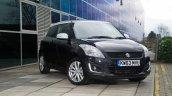 Suzuki Swift SZ-L Special Edition black