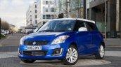 Suzuki Swift SZ-L Special Edition blue