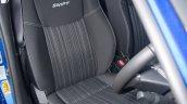 Suzuki Swift SZ-L Special Edition seats