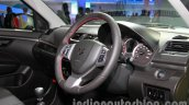 Suzuki Swift Sport cockpit at Auto Expo 2014