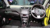 Suzuki Swift Sport dashboard at Auto Expo 2014