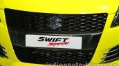 Suzuki Swift Sport grille at Auto Expo 2014