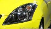 Suzuki Swift Sport headlamp at Auto Expo 2014