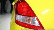 Suzuki Swift Sport taillamp at Auto Expo 2014