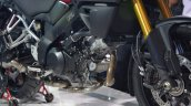 Suzuki V-Strom 1000 ABS engine from Auto Expo 2014