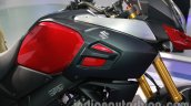 Suzuki V-Strom 1000 ABS fuel tank at 2014 Auto Expo