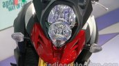 Suzuki V-Strom 1000 ABS headlamp at 2014 Auto Expo