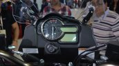 Suzuki V-Strom 1000 ABS instrument cluster from Auto Expo 2014